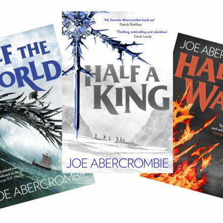 Shattered Sea Trilogy - Joe Abercrombie