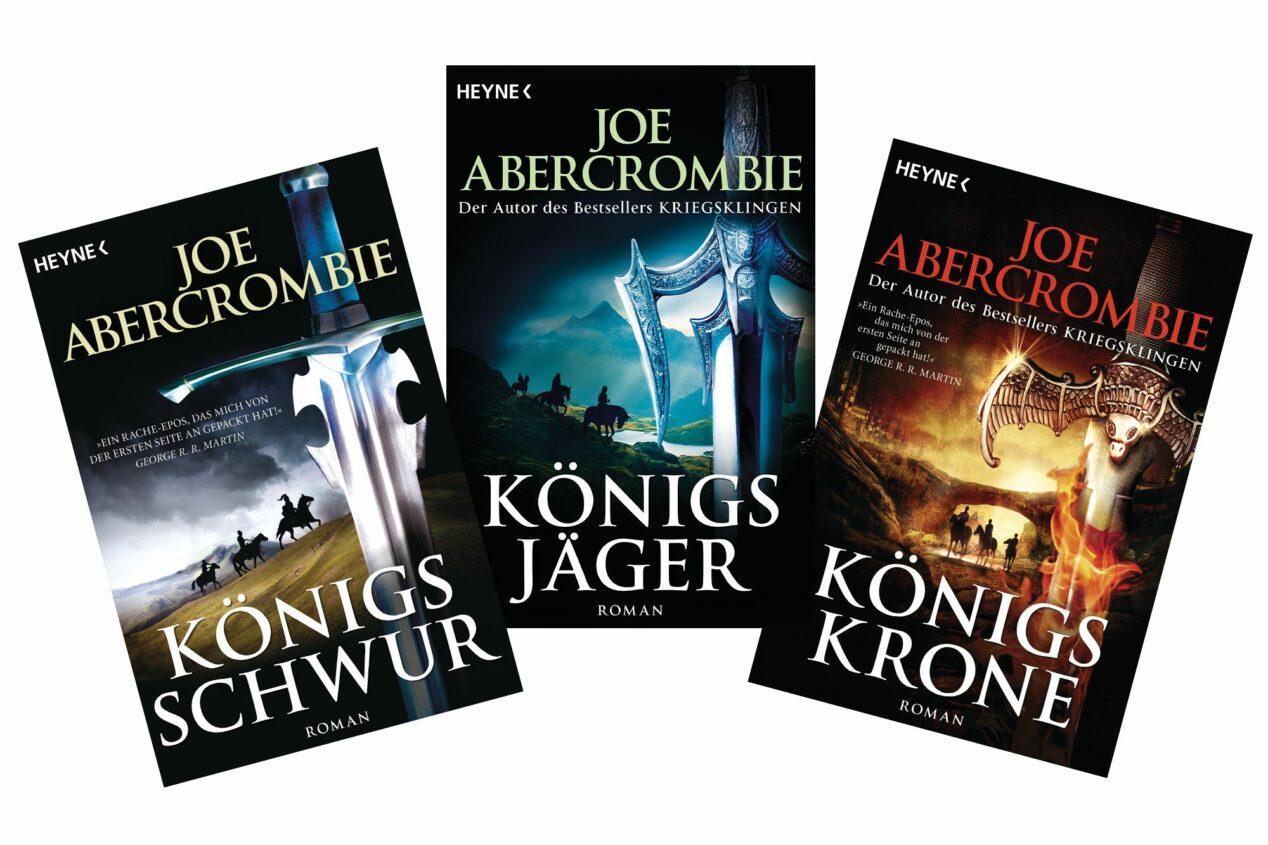 Königs-Romane, Joe Abercrombie